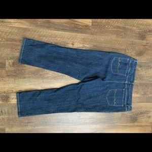 Women's St John Bay straight leg jeans   size 14